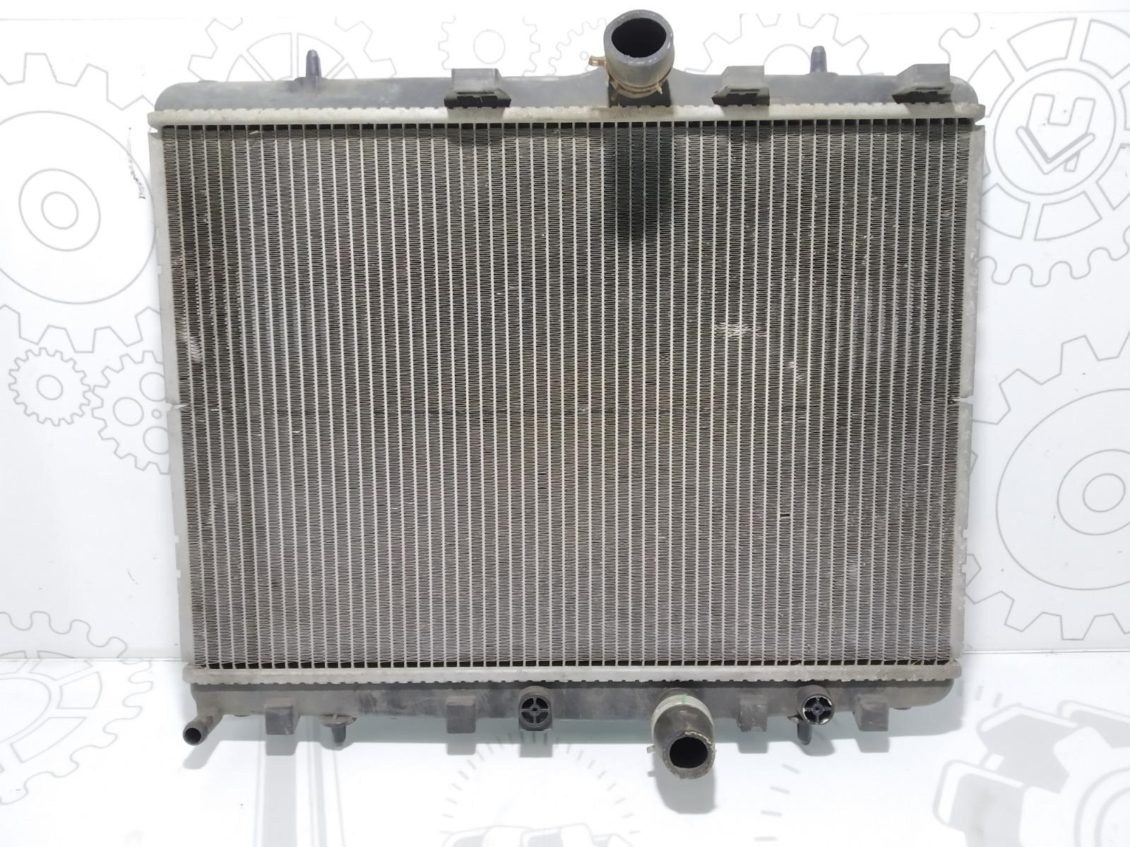 Радиатор (основной) Citroen C3 Picasso 1.6 HDI 2010 (б/у)
