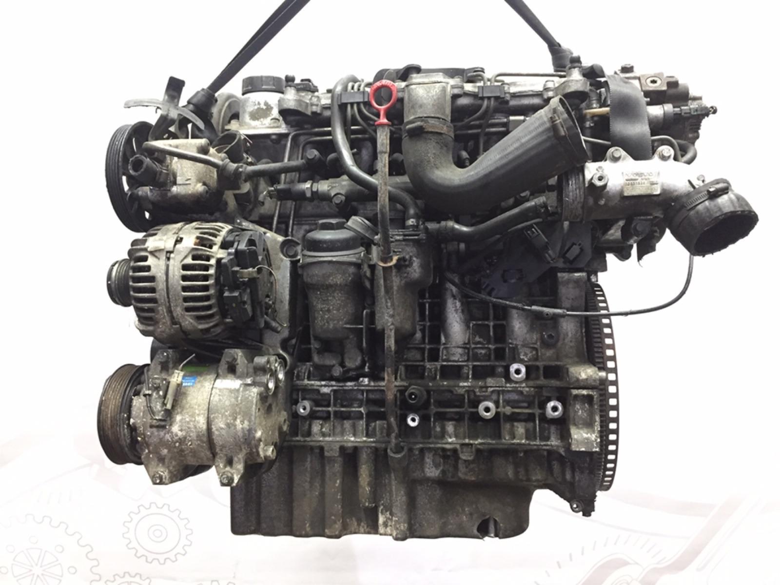 Двигатель Volvo V70 2.4 D5 2002 (б/у)