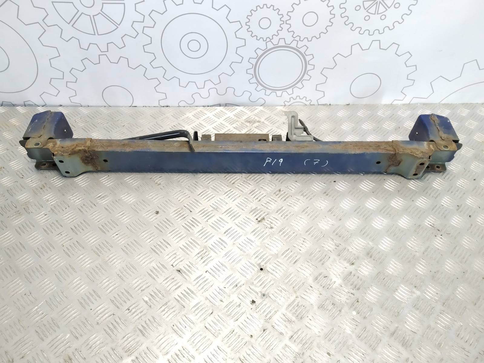 Усилитель бампера переднего Honda Accord 2.4 I 2006 (б/у)