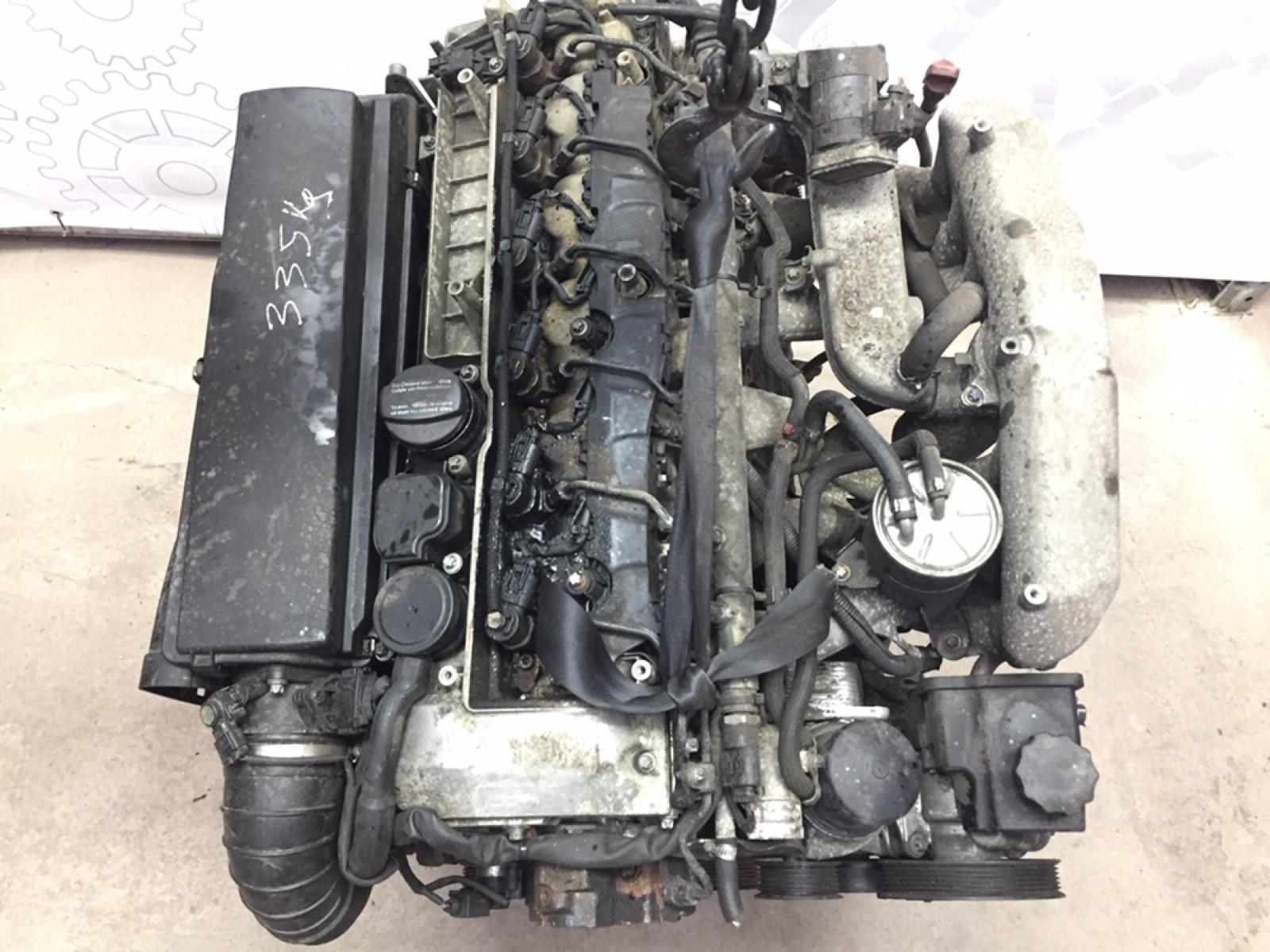 Двигатель дизельный Mercedes E W211 3.2 CDI 2004 (б/у)