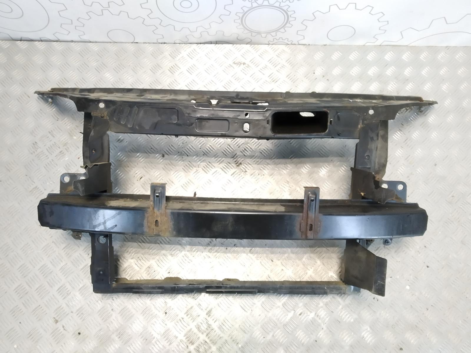 Передняя панель крепления облицовки (телевизор) Skoda Fabia 1.4 TDI 2007 (б/у)