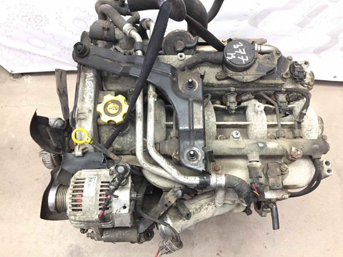 Двигатель дизельный Jeep Cherokee KJ 2.5 CRD 2002 (б/у)