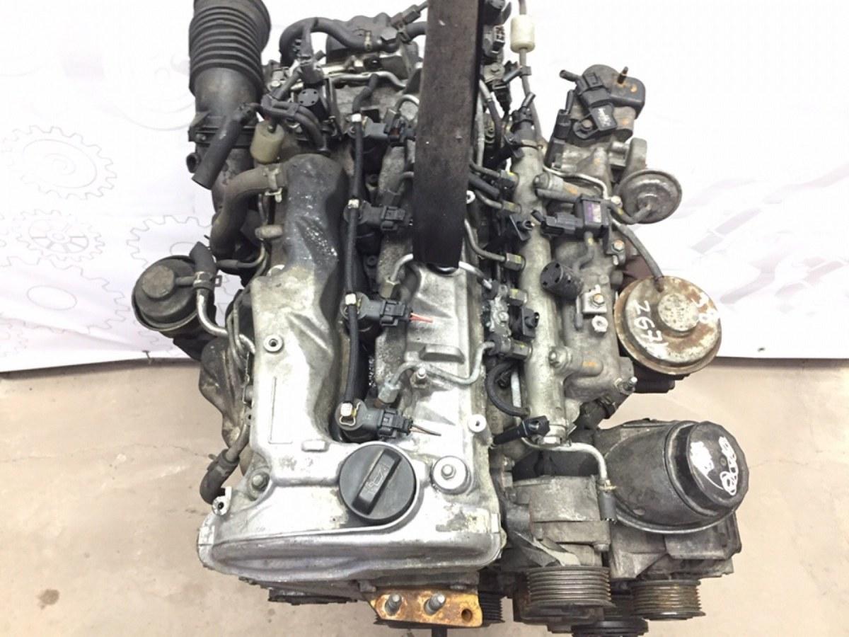 Двигатель дизельный Honda Cr-V 2.2 CTDI 2005 (б/у)