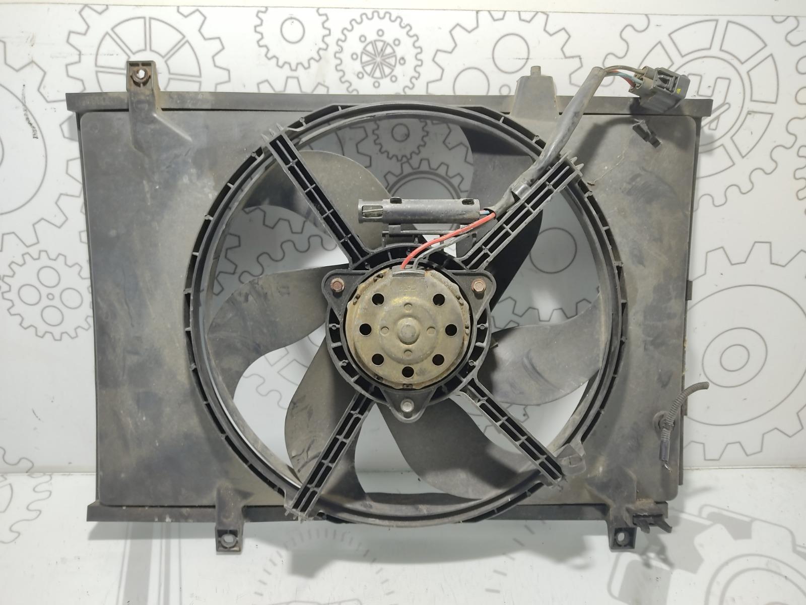 Вентилятор радиатора Volvo V40 1.8 I 2004 (б/у)