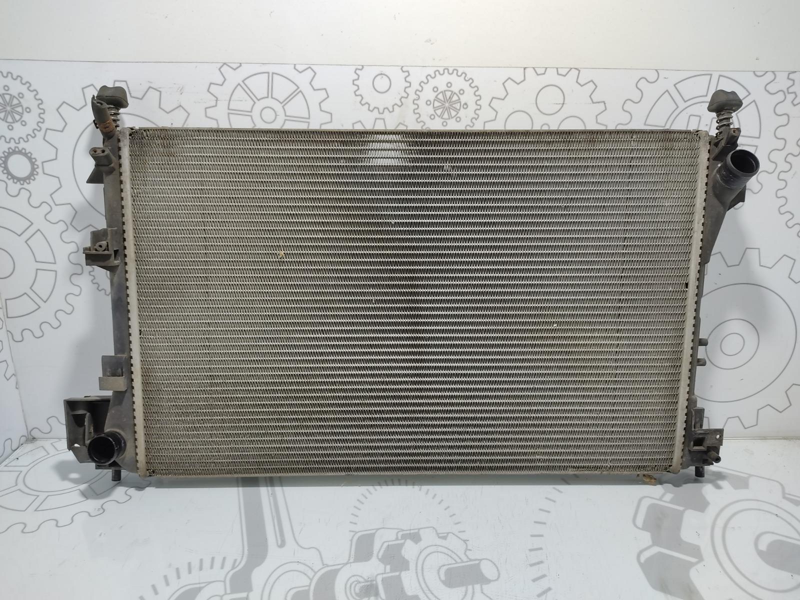 Радиатор (основной) Opel Vectra C 2.2 I 2002 (б/у)
