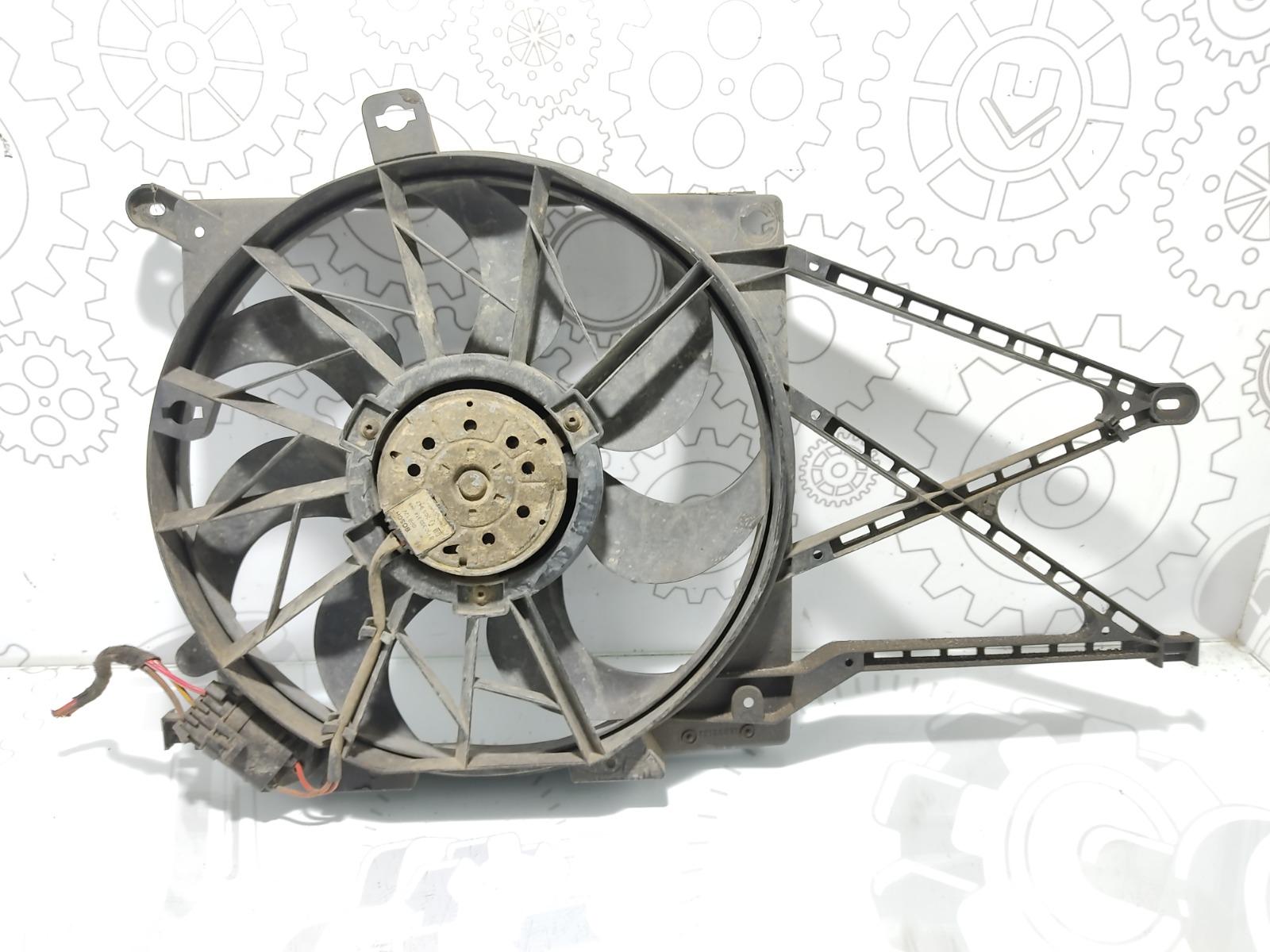 Вентилятор радиатора Opel Astra H 1.4 I 2005 (б/у)