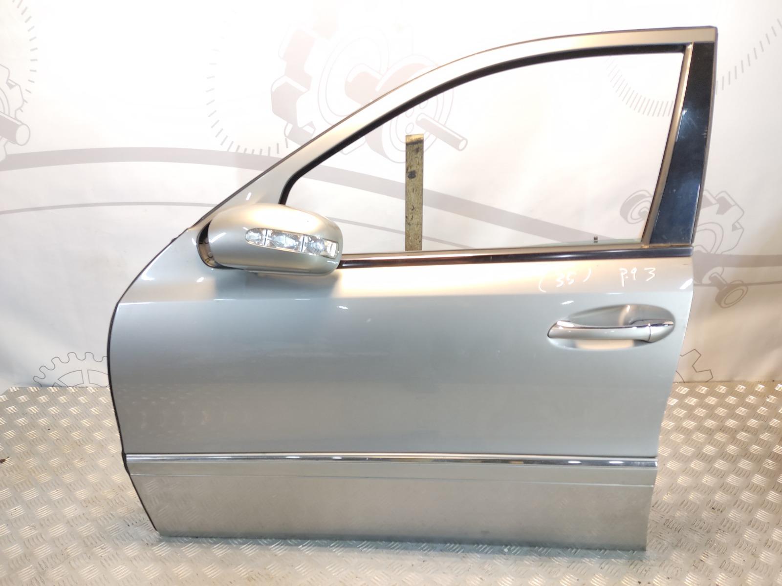 Дверь передняя левая Mercedes E W211 1.8 I 2003 (б/у)