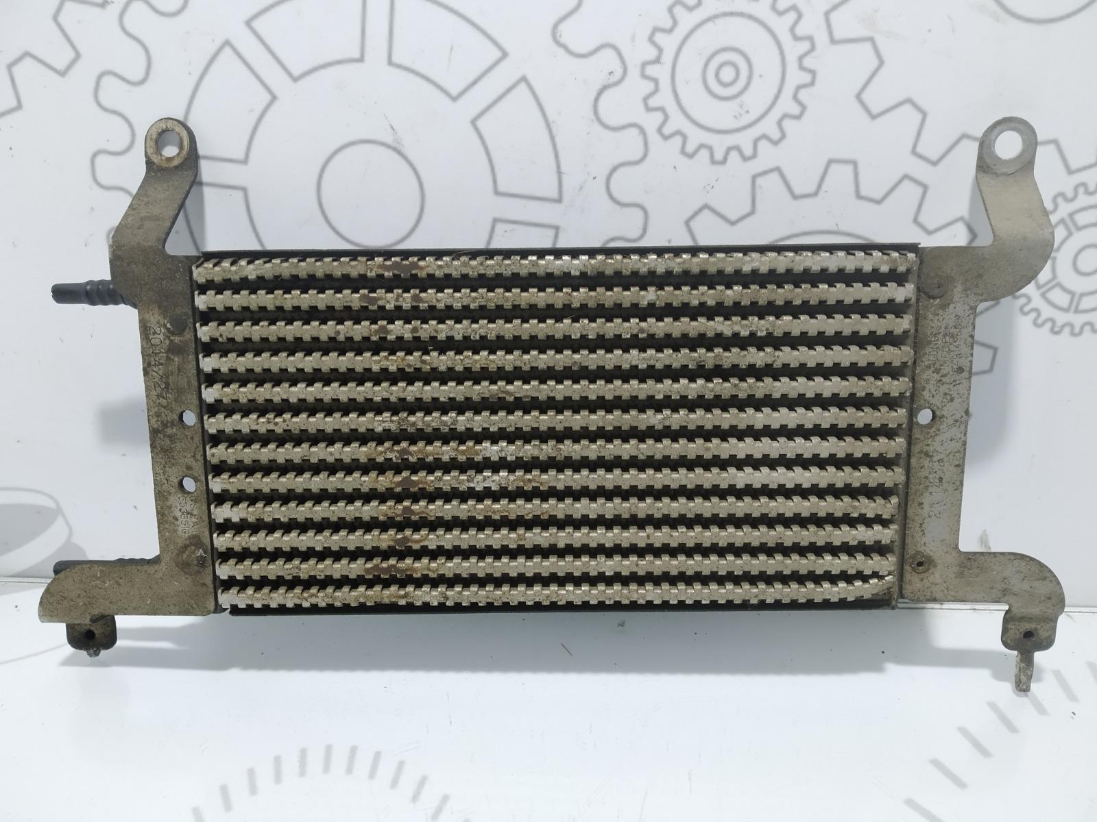 Радиатор топлива Citroen Berlingo 1.6 HDI 2014 (б/у)