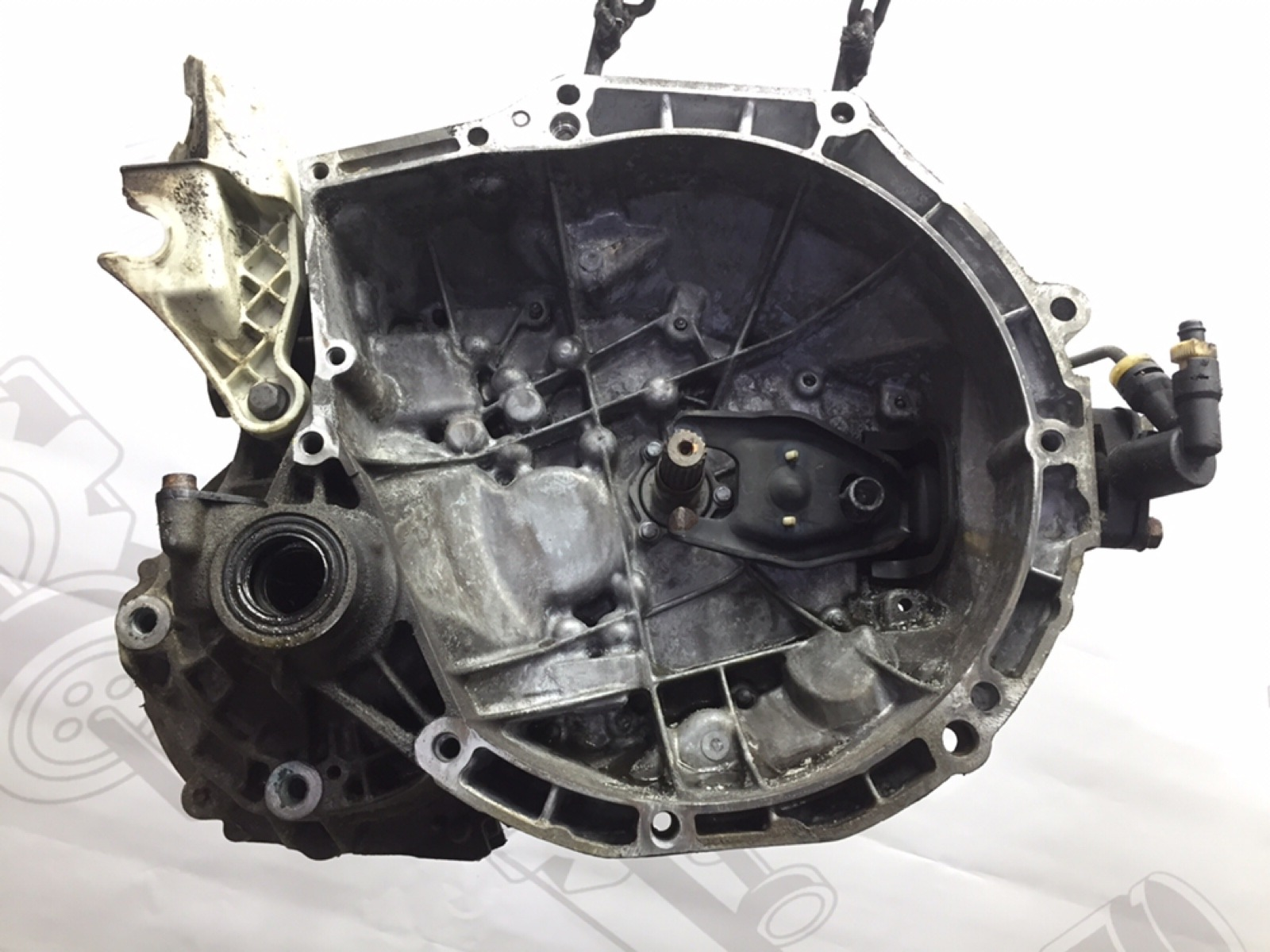 Кпп механическая (мкпп) Peugeot 207 1.4 I 2008 (б/у)