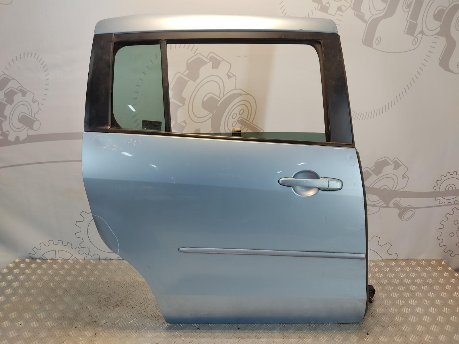 Дверь сдвижная правая Mazda 5 2.0 TD 2008 (б/у)
