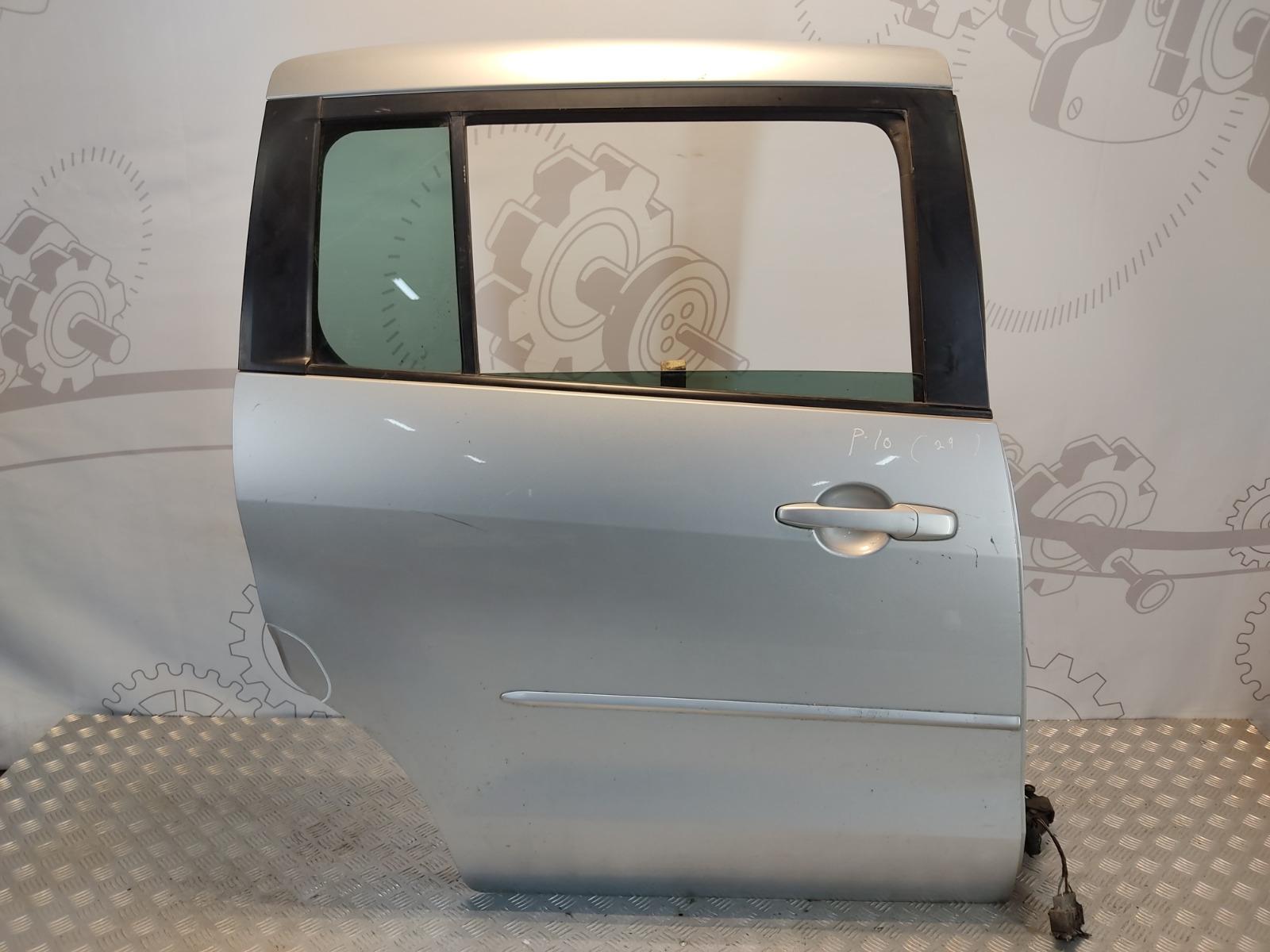 Дверь сдвижная правая Mazda 5 2.0 TD 2006 (б/у)