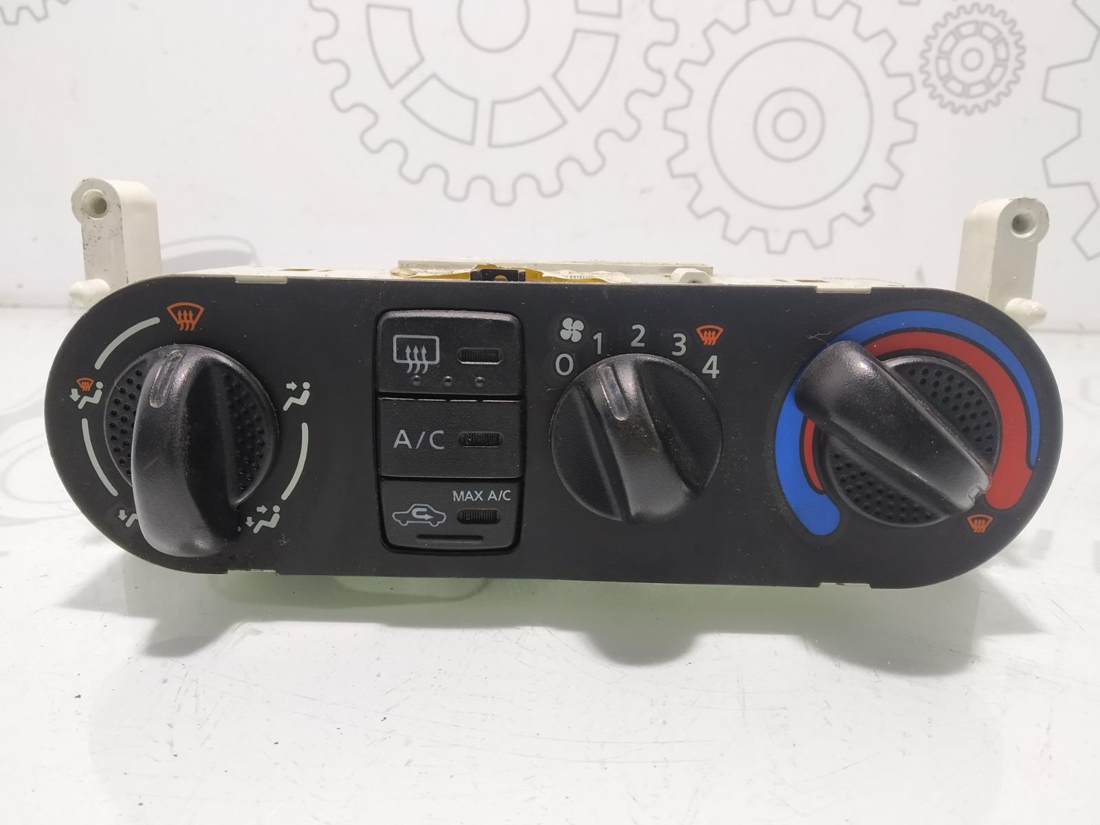 Блок управления печки/климат-контроля Nissan Terrano 3.0 TD 2003 (б/у)