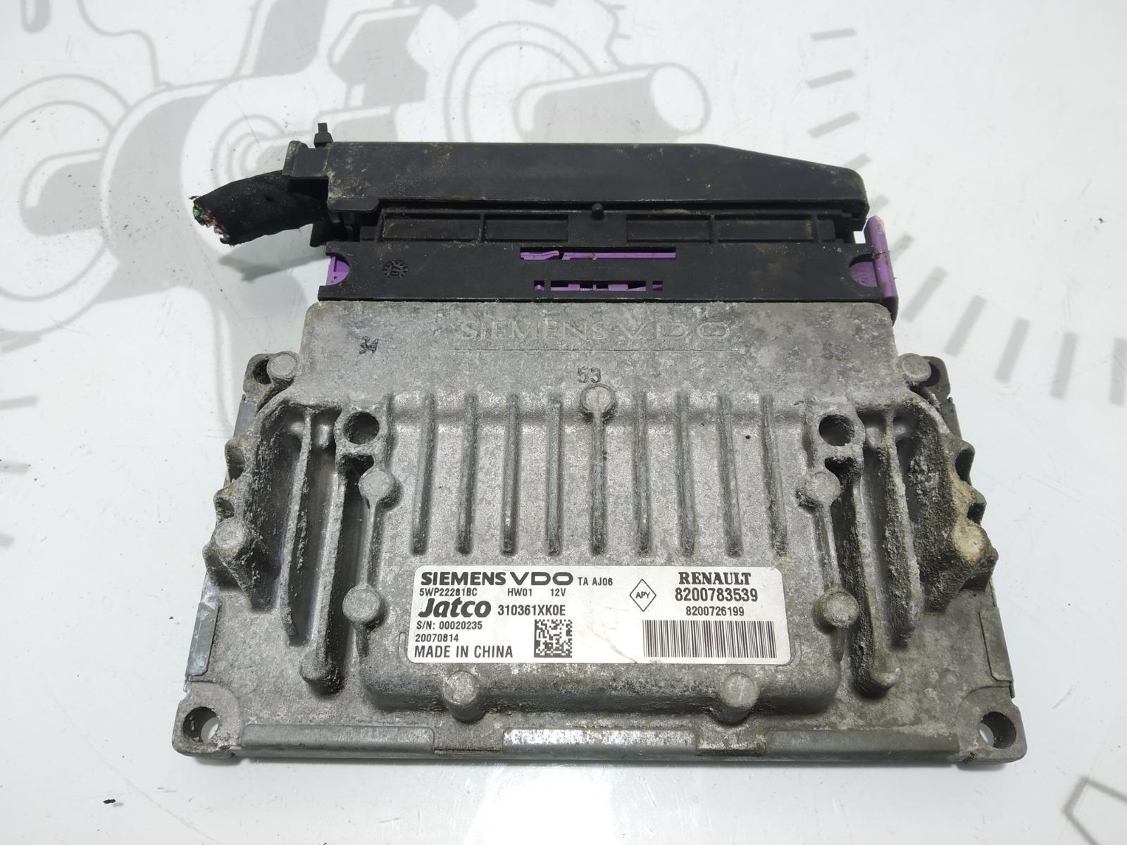 Блок управления акпп Renault Grand Espace 2.0 DCI 2008 (б/у)