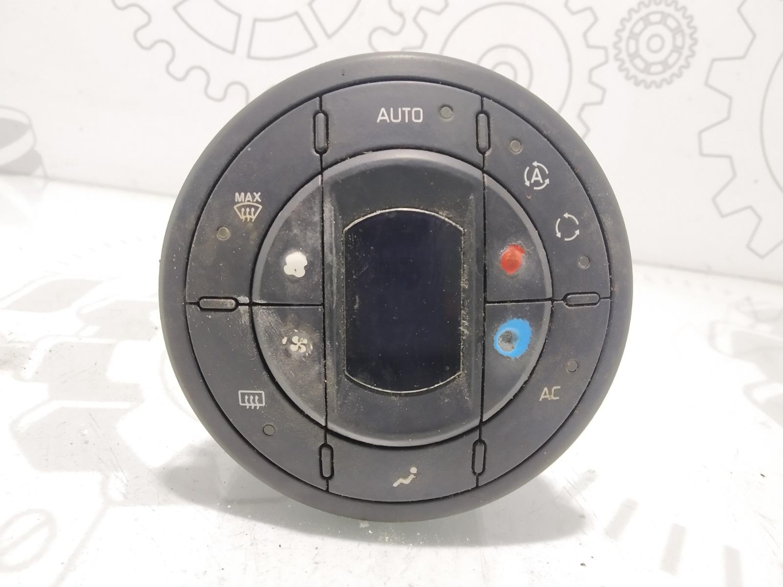 Блок управления печки/климат-контроля Renault Grand Espace 2.0 DCI 2008 (б/у)