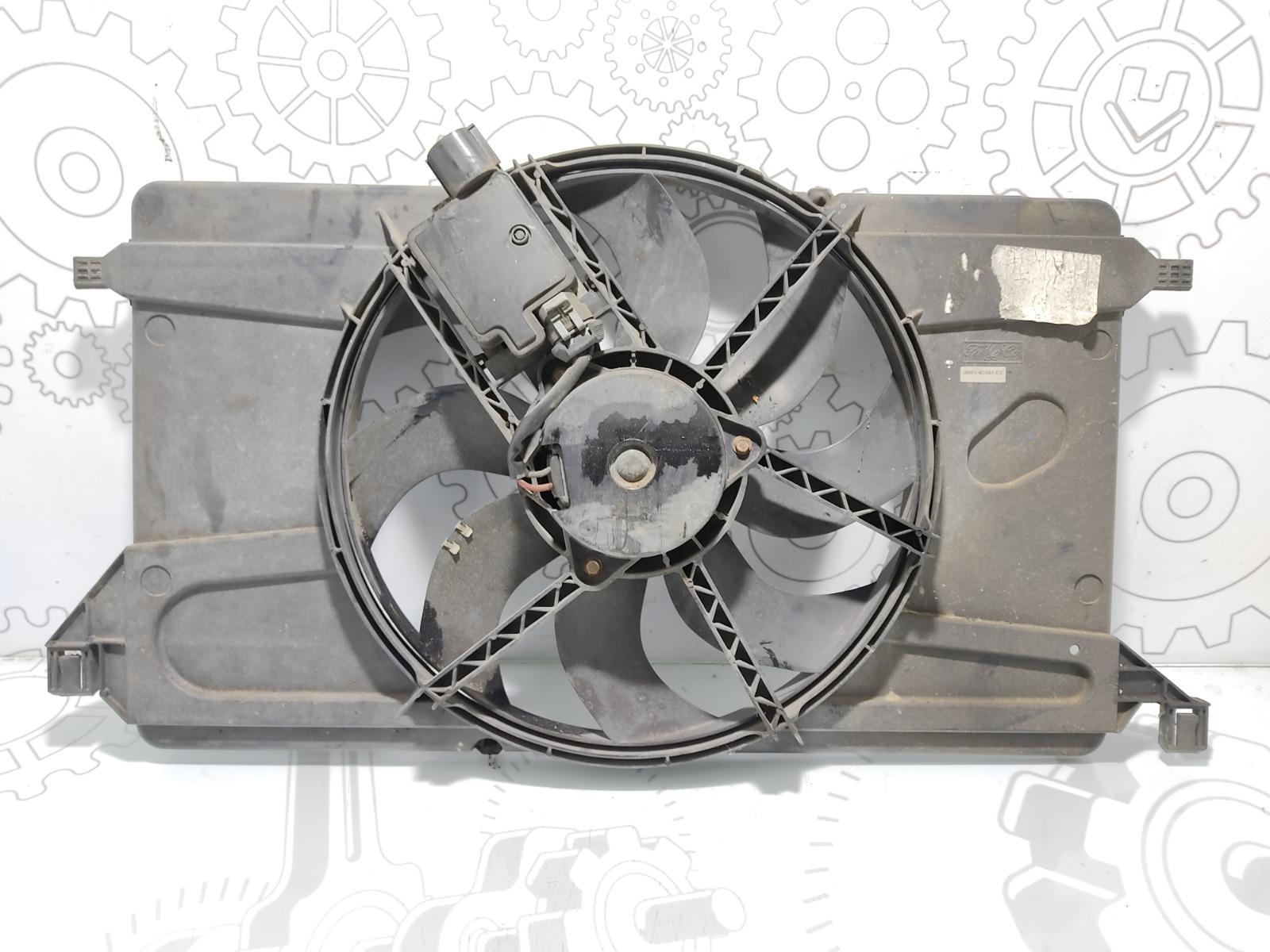 Вентилятор радиатора Ford C-Max 1.6 I 2005 (б/у)
