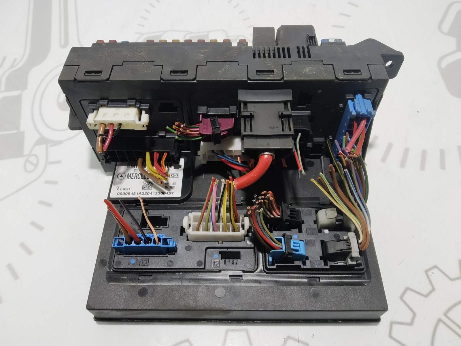 Блок sam Mercedes E W211 3.2 CDI 2004 (б/у)