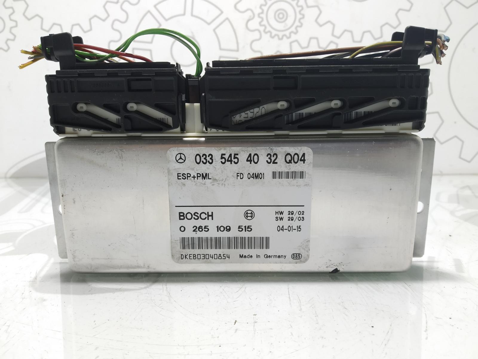 Блок управления esp Mercedes E W211 3.2 CDI 2004 (б/у)