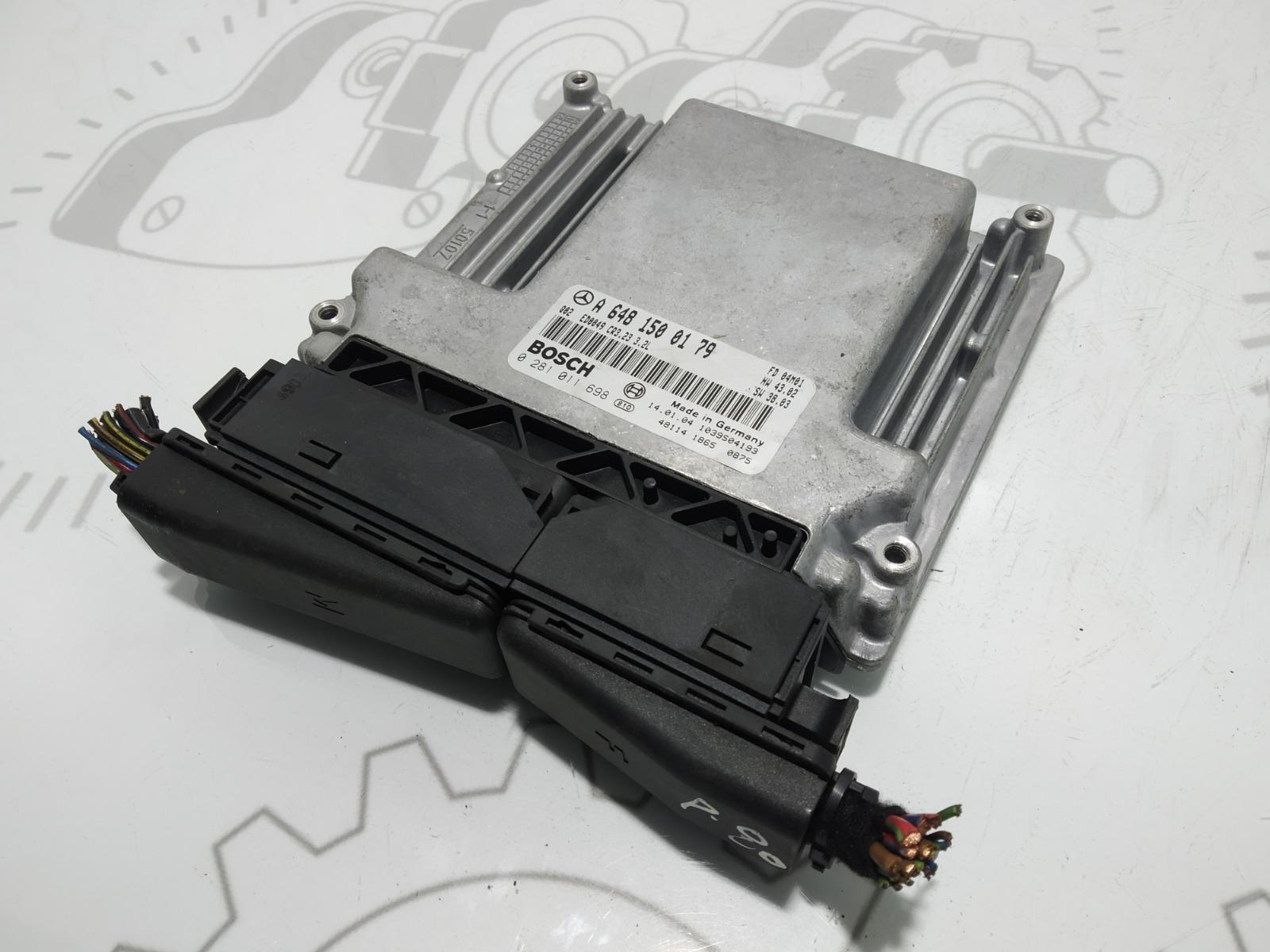 Блок управления двигателем Mercedes E W211 3.2 CDI 2004 (б/у)