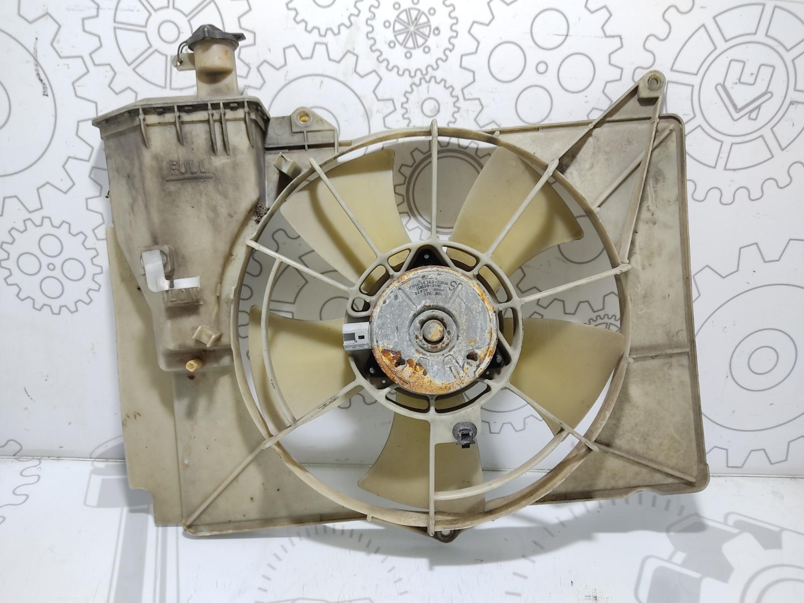 Вентилятор радиатора Toyota Yaris Verso 1.3 I 2000 (б/у)