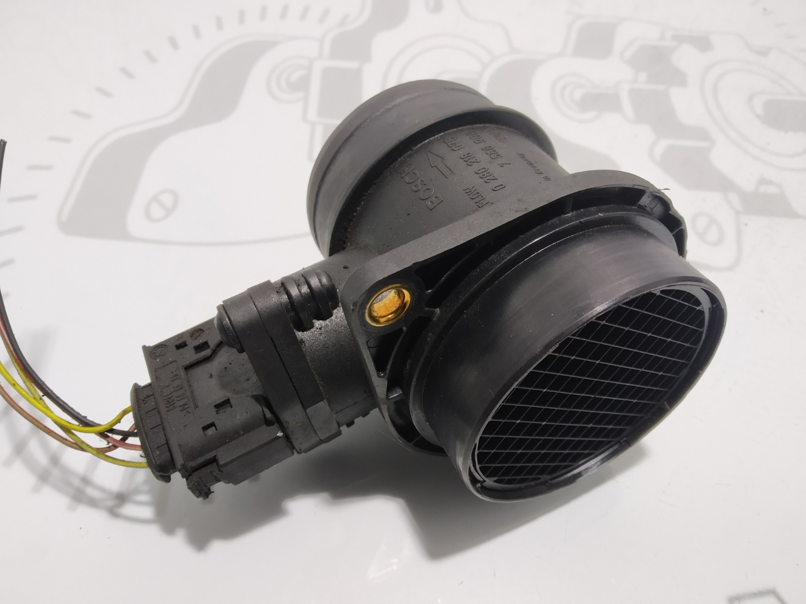 Расходомер воздуха Bmw 3 E46 2.0 I 2002 (б/у)