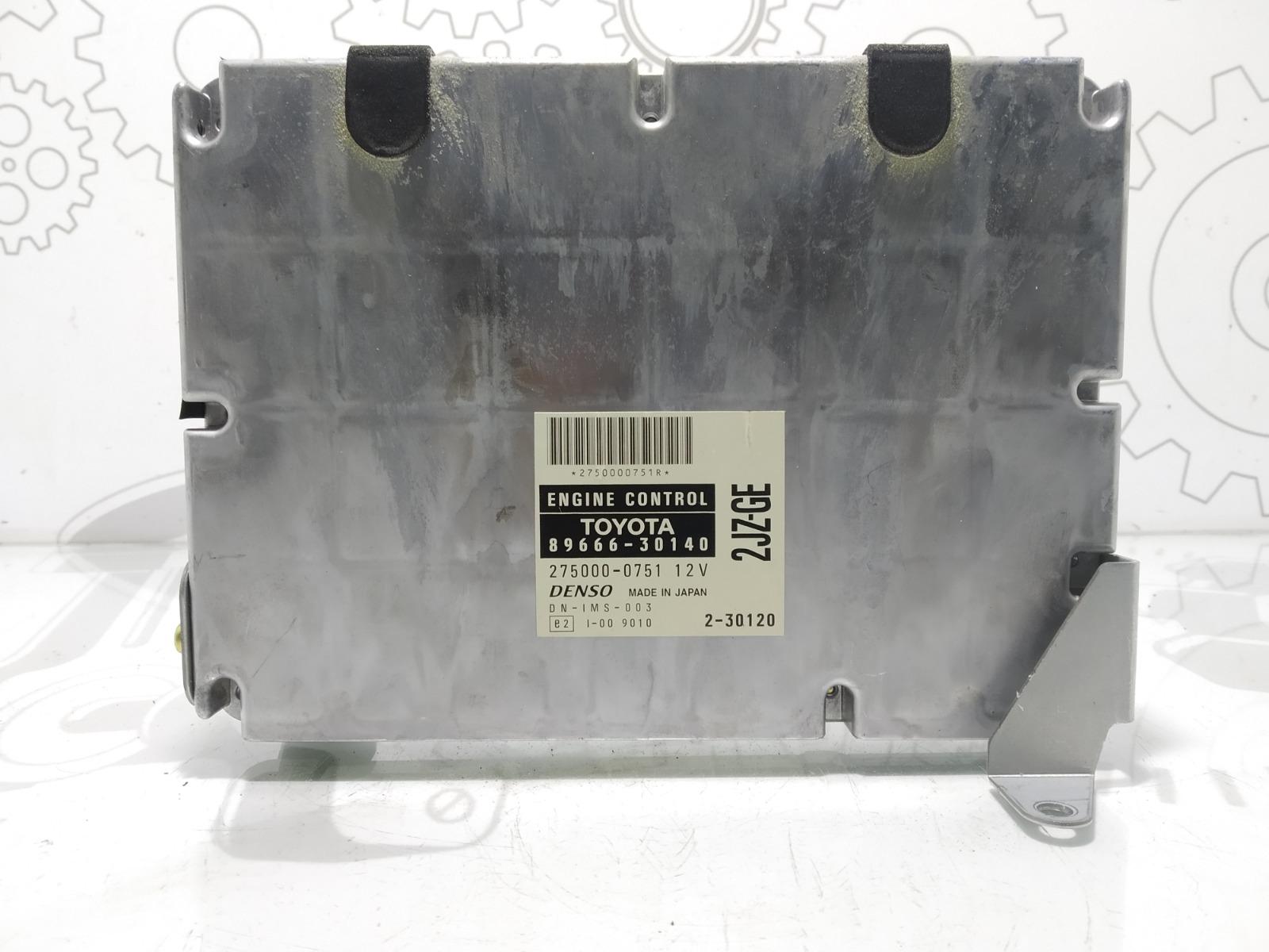 Блок управления двигателем Lexus Gs 3.0 I 2000 (б/у)