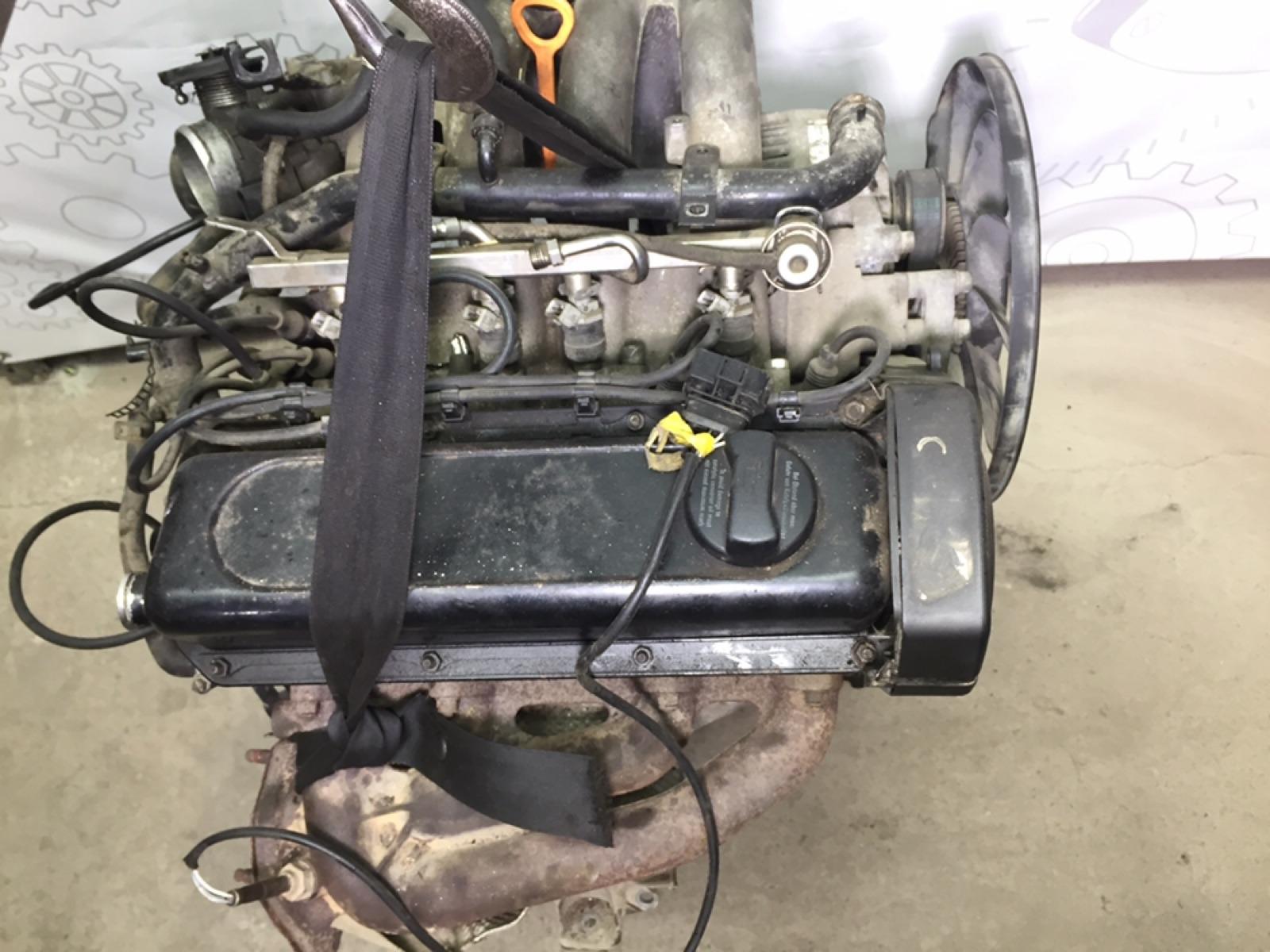 Двигатель бензиновый Audi A4 B5 1.6 I 1997 (б/у)