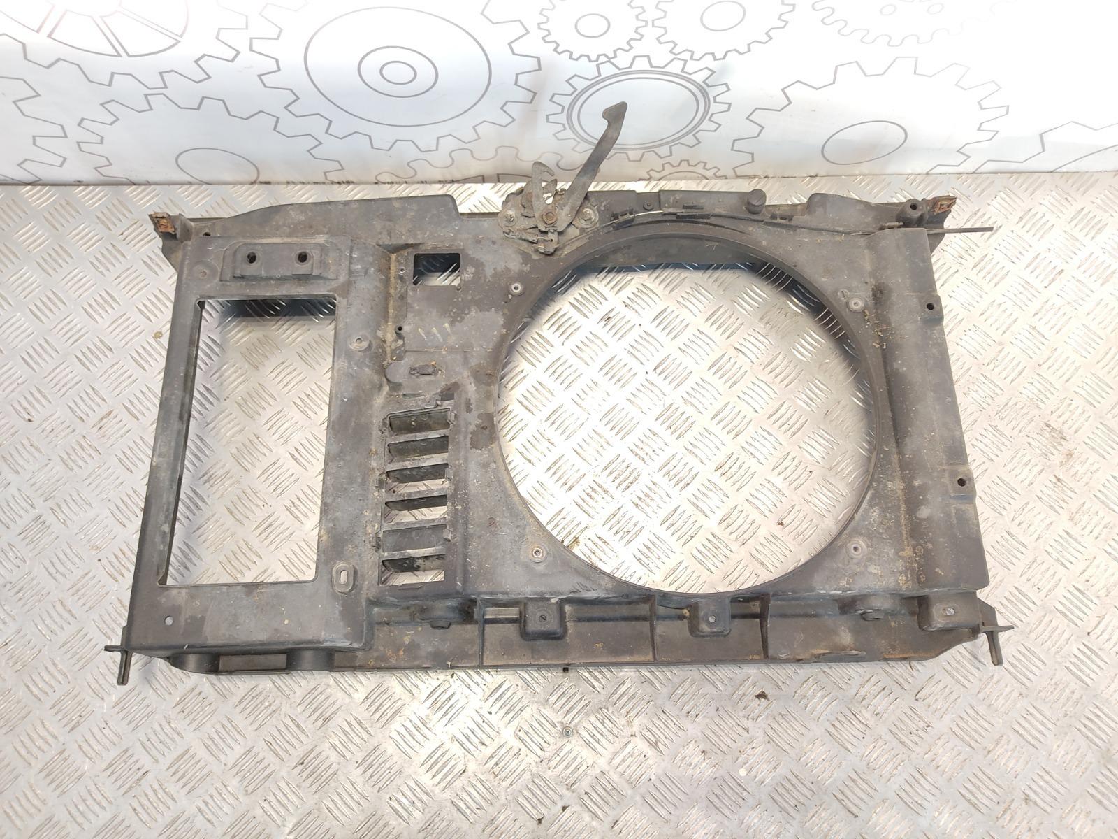 Диффузор вентилятора Citroen C4 1.6 HDI 2006 (б/у)