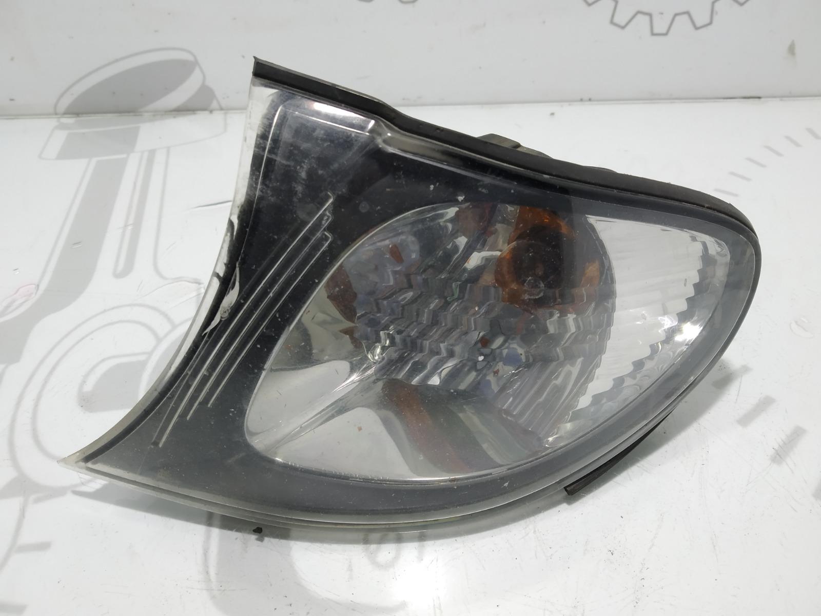 Поворотник левый Bmw 3 E46 2.0 I 2002 (б/у)