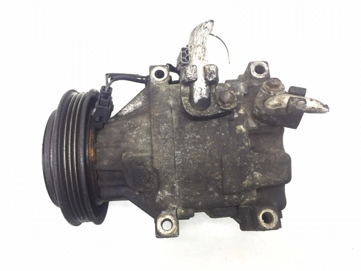 Компрессор кондиционера Toyota Yaris P1 1.3 I 2001 (б/у)
