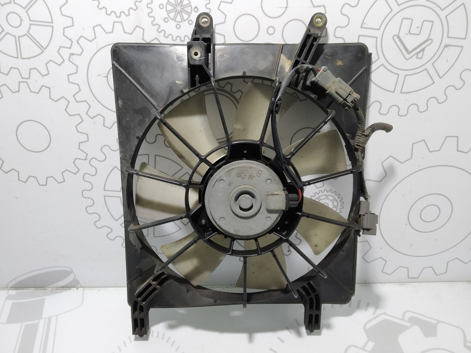 Вентилятор радиатора Honda Accord 2.4 I 2006 (б/у)