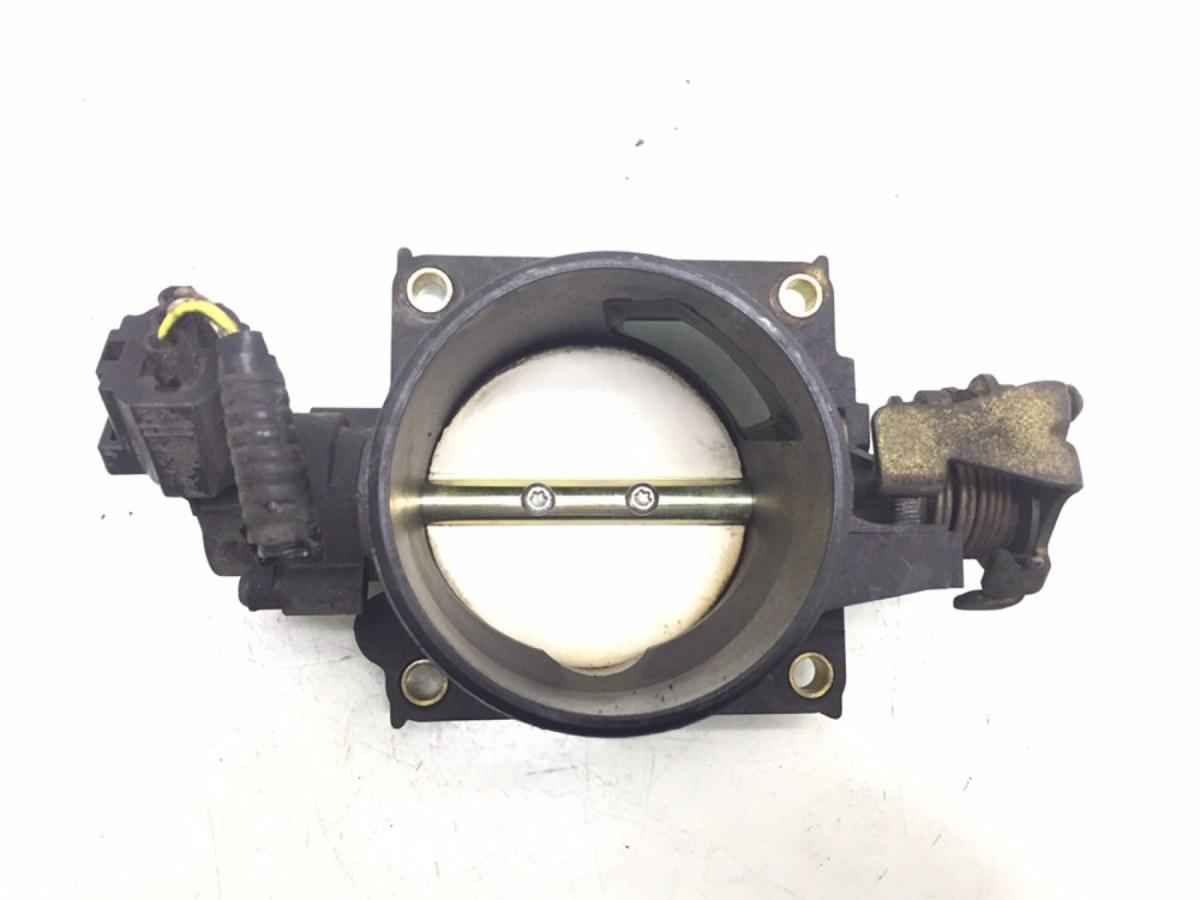 Заслонка дроссельная Mazda 6 2.0 I 2002 (б/у)