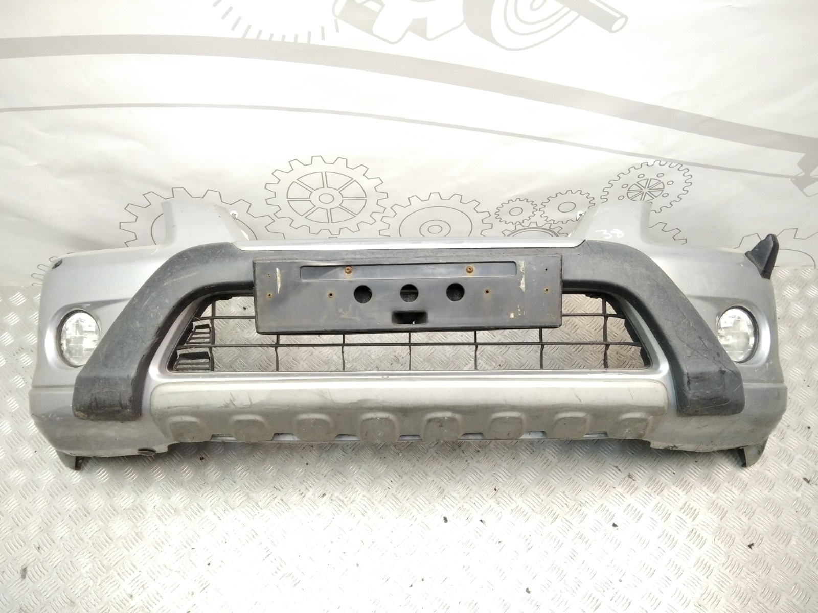 Бампер передний Honda Cr-V 2.2 CTDI 2005 (б/у)