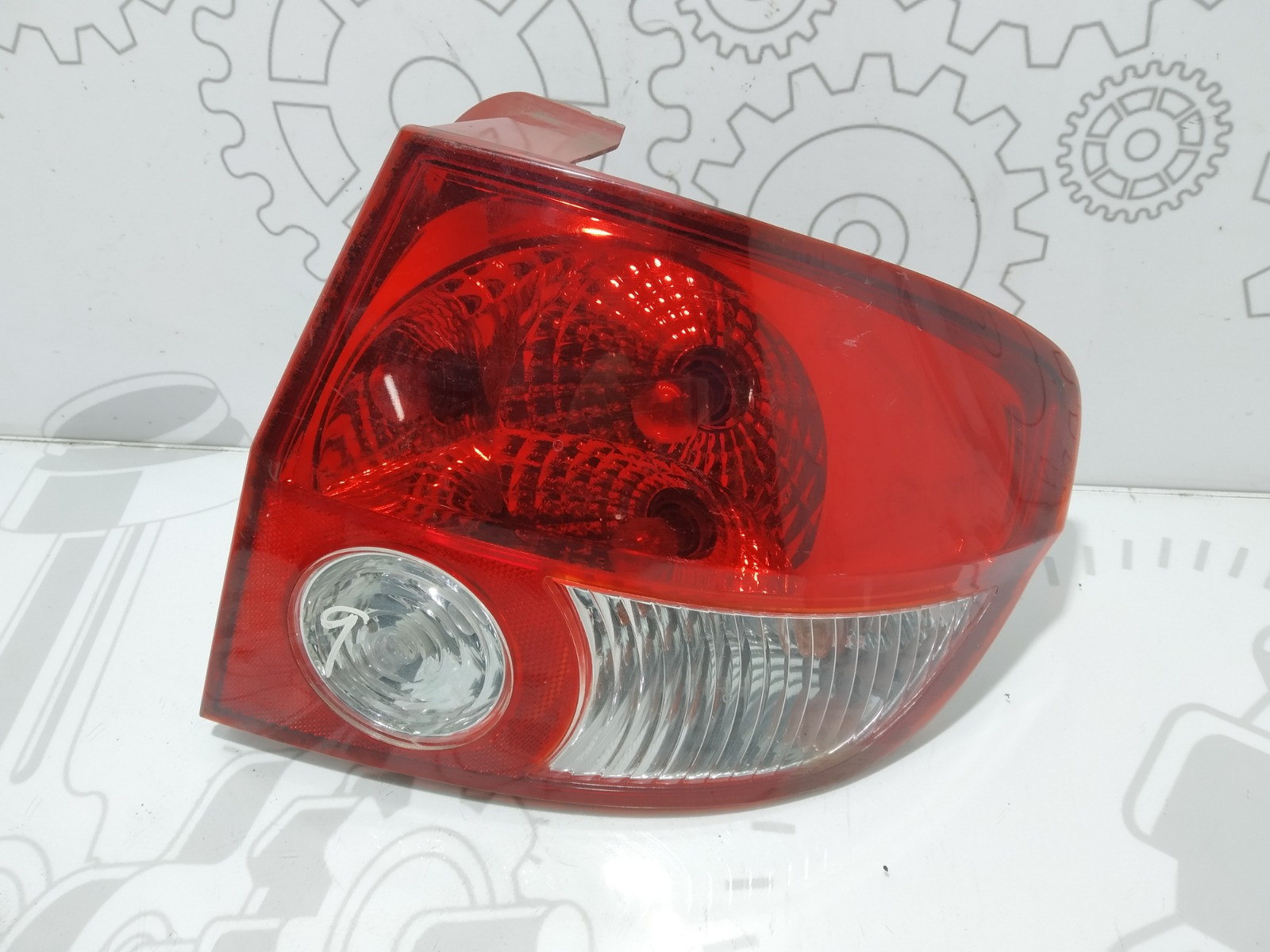 Фонарь задний правый Hyundai Getz 1.1 I 2003 (б/у)