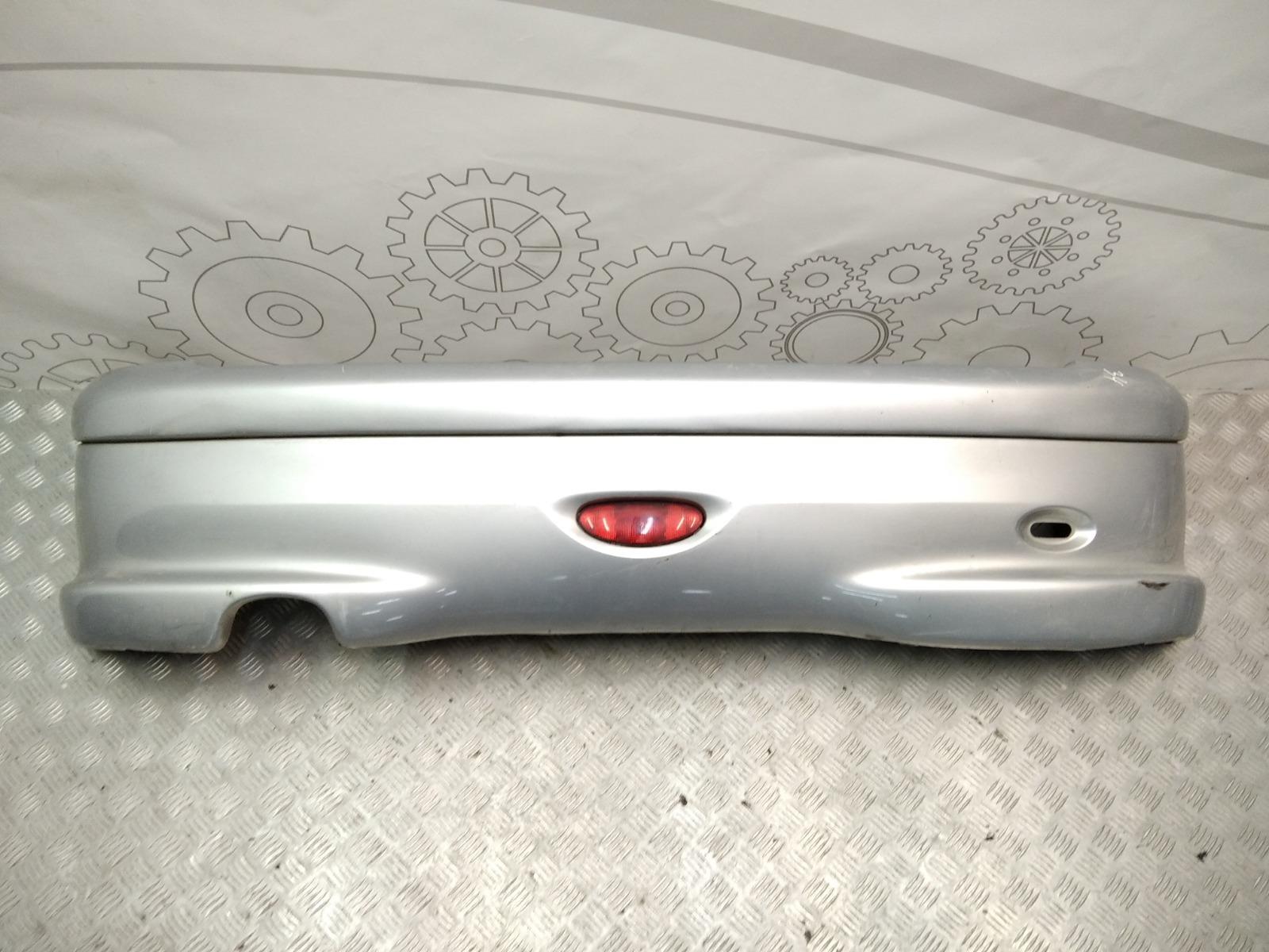 Бампер задний Peugeot 206 1.4 I 2004 (б/у)