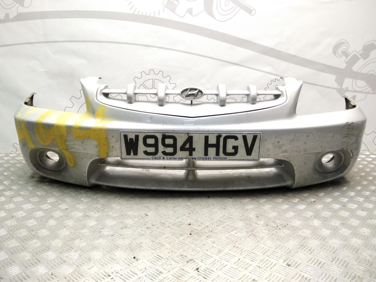 Бампер передний Hyundai Accent LC 1.5 I 2000 (б/у)