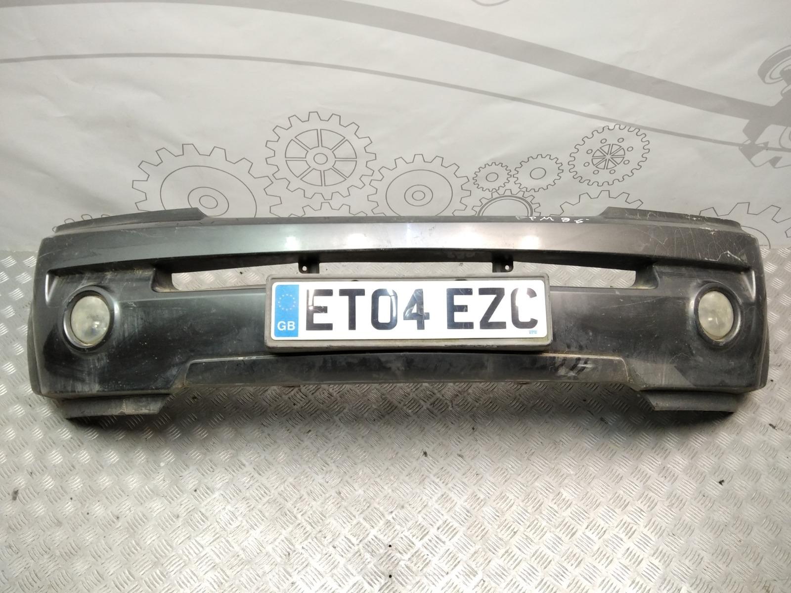 Бампер передний Kia Sorento 2.5 CRDI 2004 (б/у)