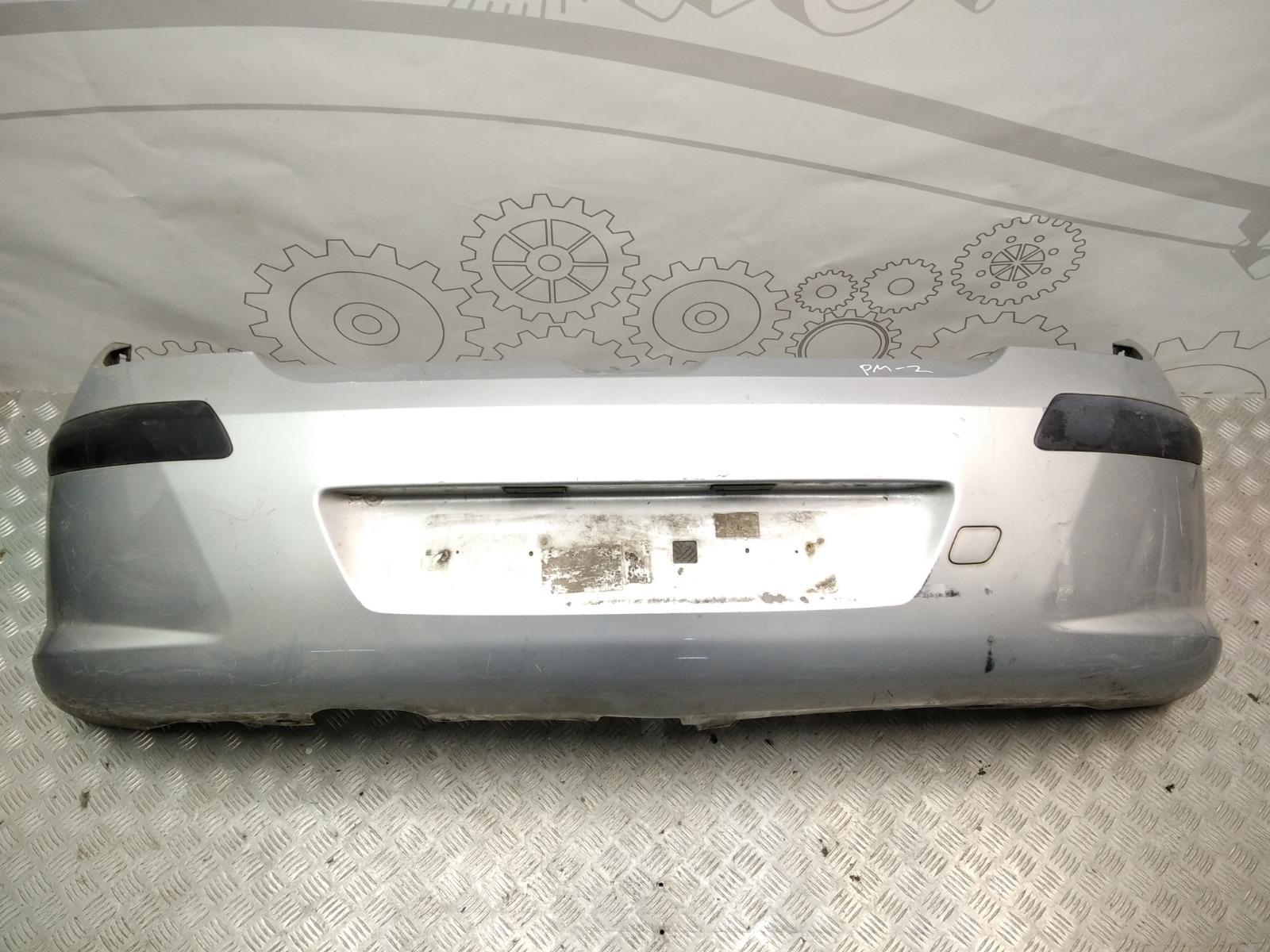 Бампер задний Peugeot 308 T7 1.4 I 2010 (б/у)