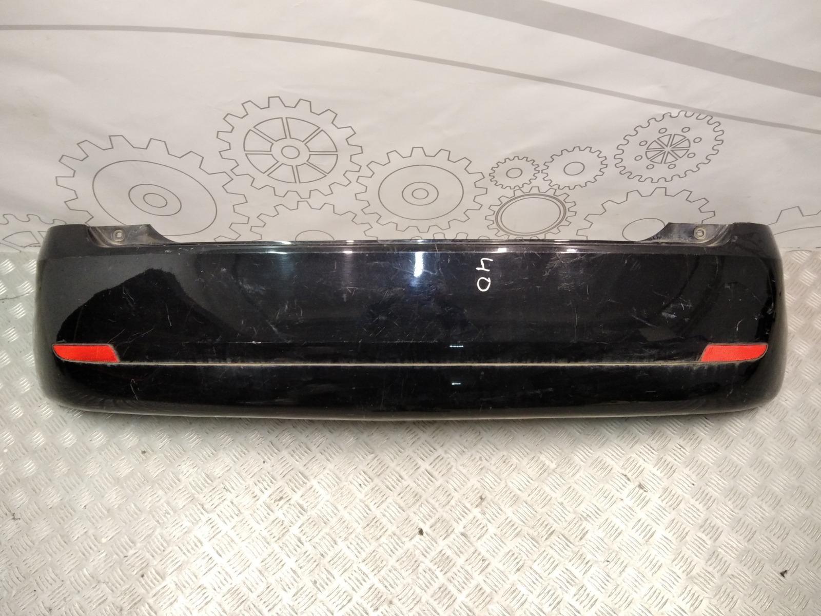 Бампер задний Ford Fiesta 1.4 I 2003 (б/у)