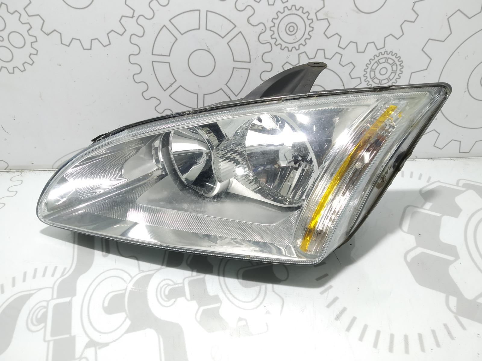 Фара левая Ford Focus 1.6 I 2005 (б/у)