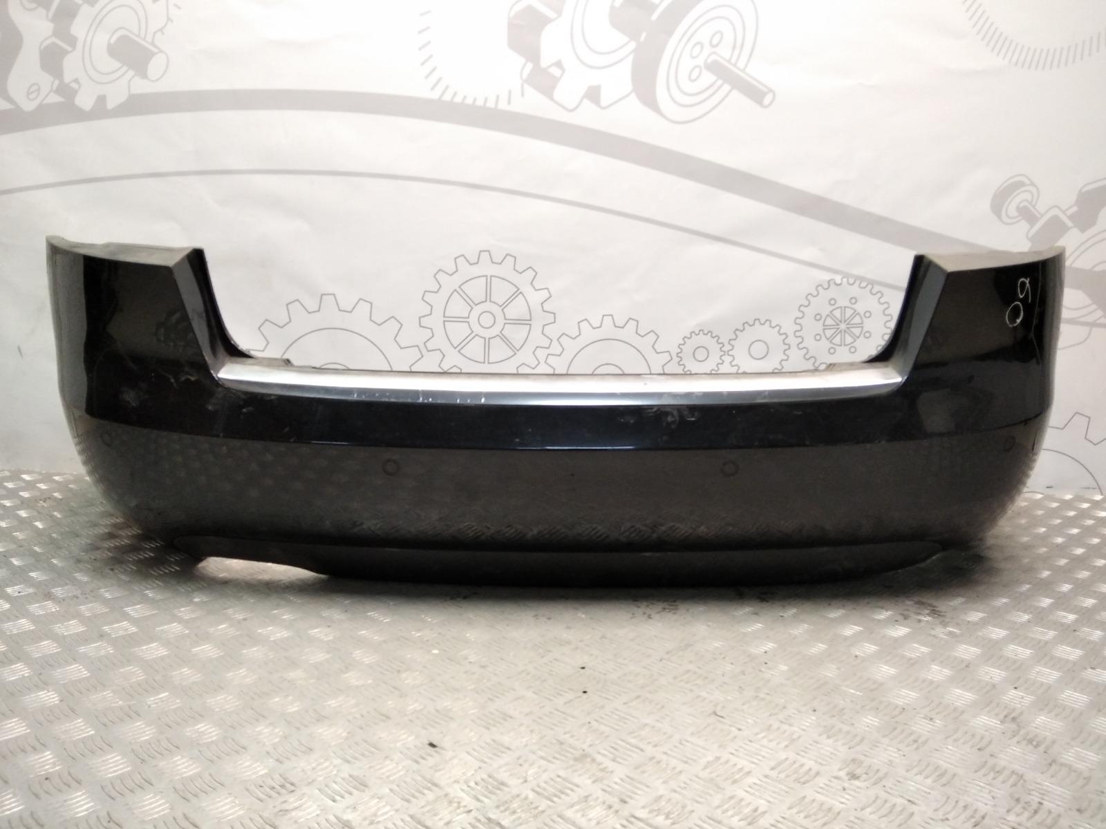 Бампер задний Audi A4 B7 2.0 TDI 2005 (б/у)