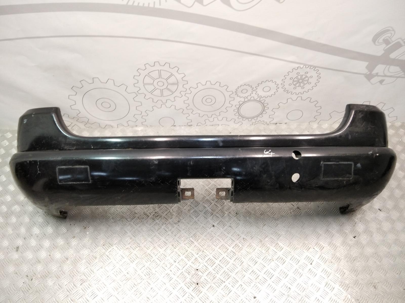 Бампер задний Mercedes Ml W163 2.7 CRDI 2001 (б/у)