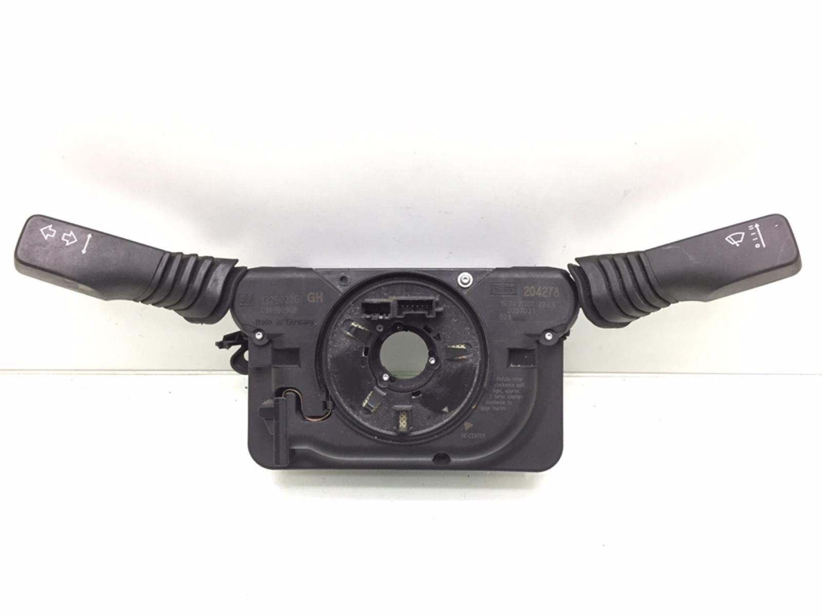 Переключатель подрулевой (стрекоза) Opel Astra H 1.4 I 2007 (б/у)