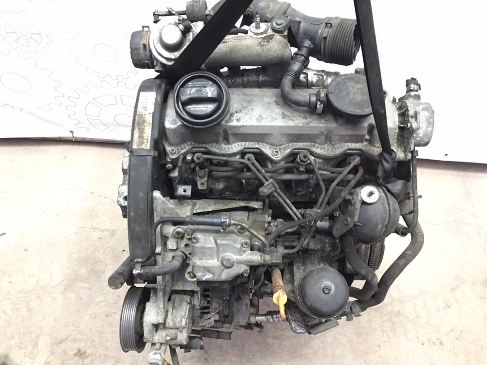 Двигатель дизельный Seat Leon 1.9 TDI 2003 (б/у)