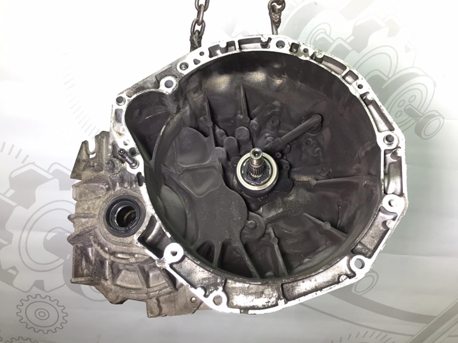 Кпп механическая (мкпп) Renault Grand Scenic 1.9 DCI 2009 (б/у)