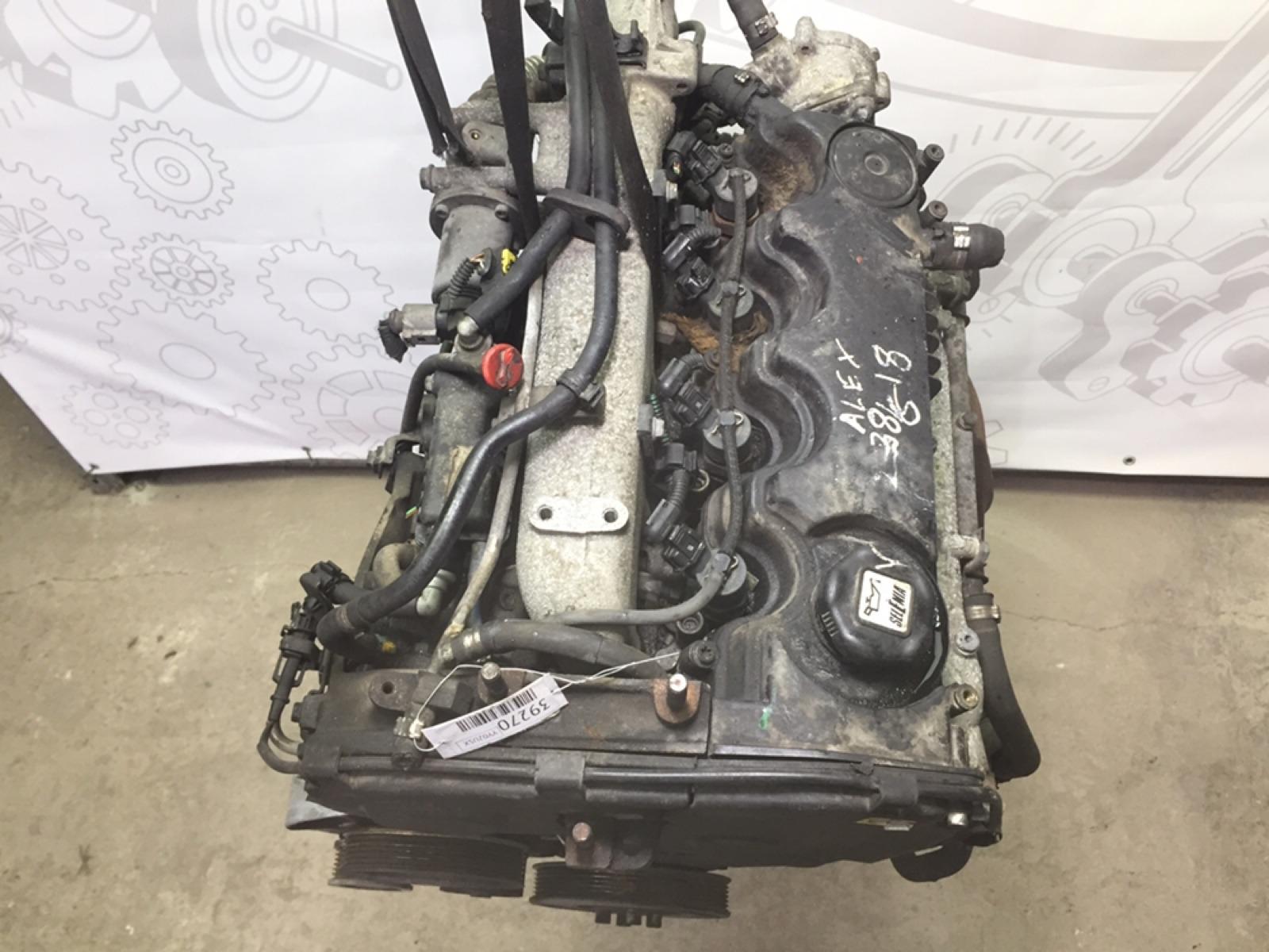 Двигатель дизельный Fiat Doblo 1.9 JTD 2002 (б/у)