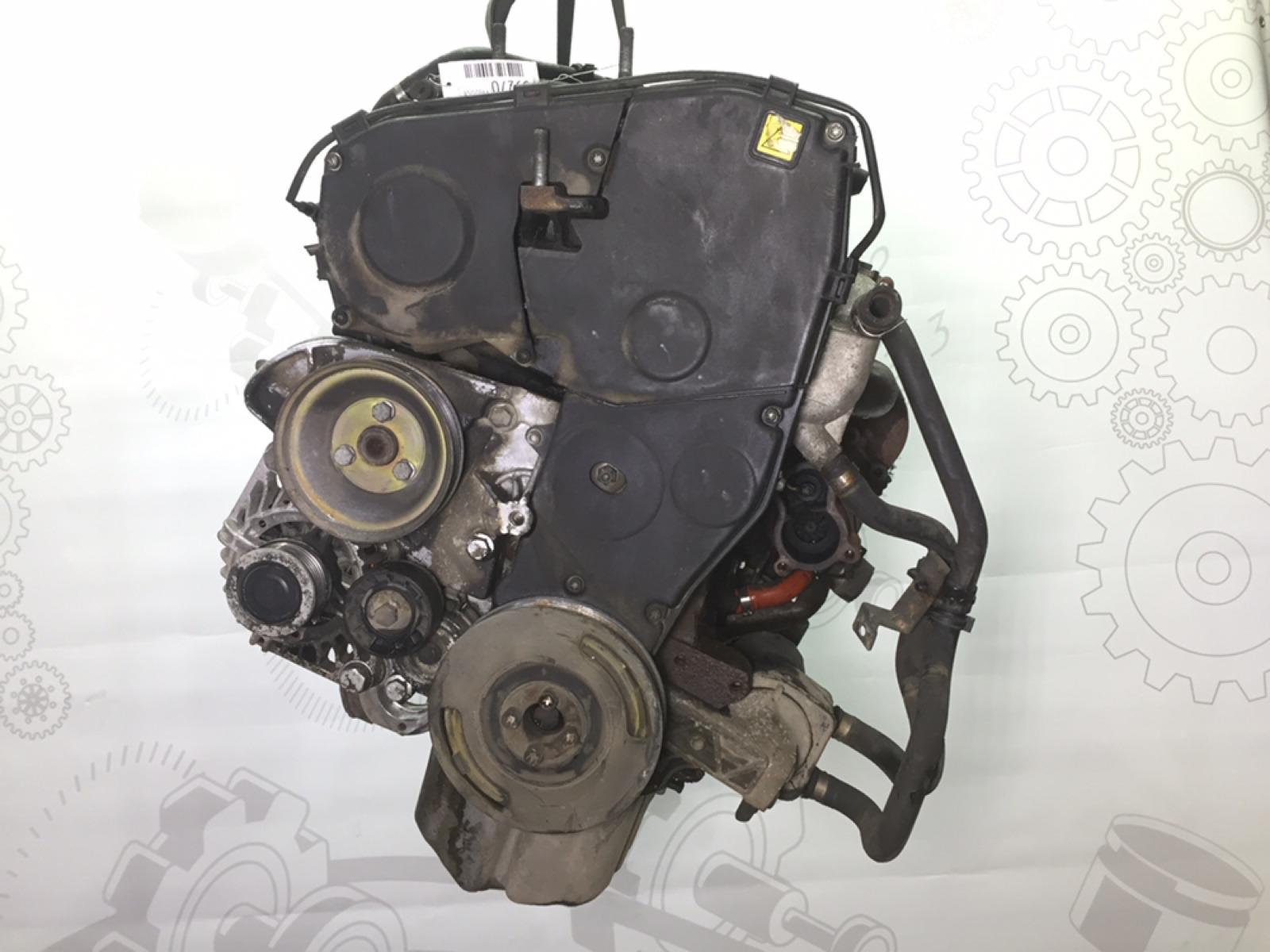 Двигатель Fiat Doblo 1.9 JTD 2002 (б/у)