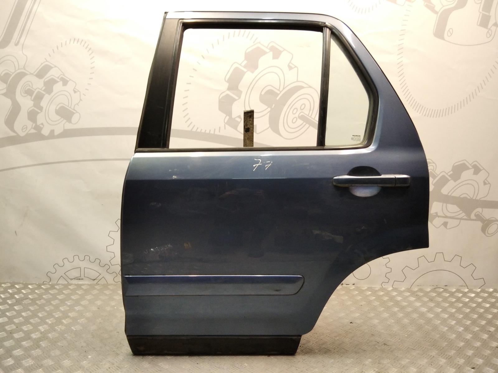 Дверь задняя левая Honda Cr-V 2.0 I 2002 (б/у)