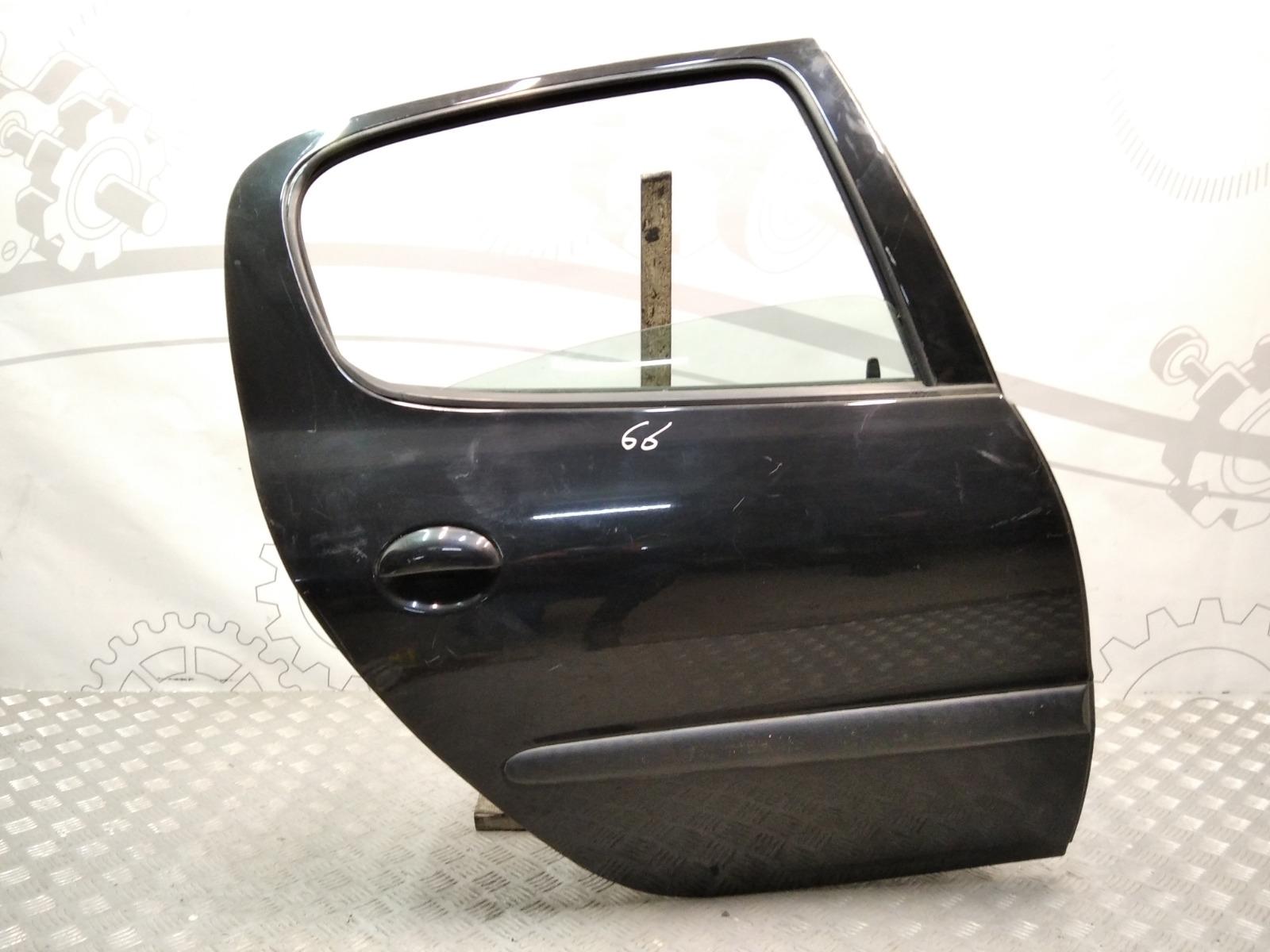 Дверь задняя правая Peugeot 206 1.4 I 2003 (б/у)