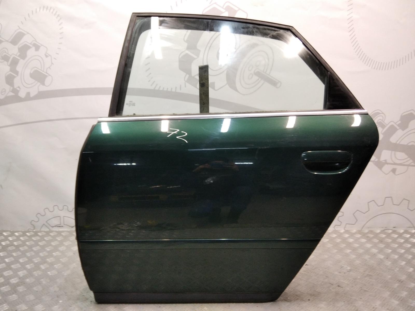 Дверь задняя левая Audi A6 C5 2.4 I 2001 (б/у)