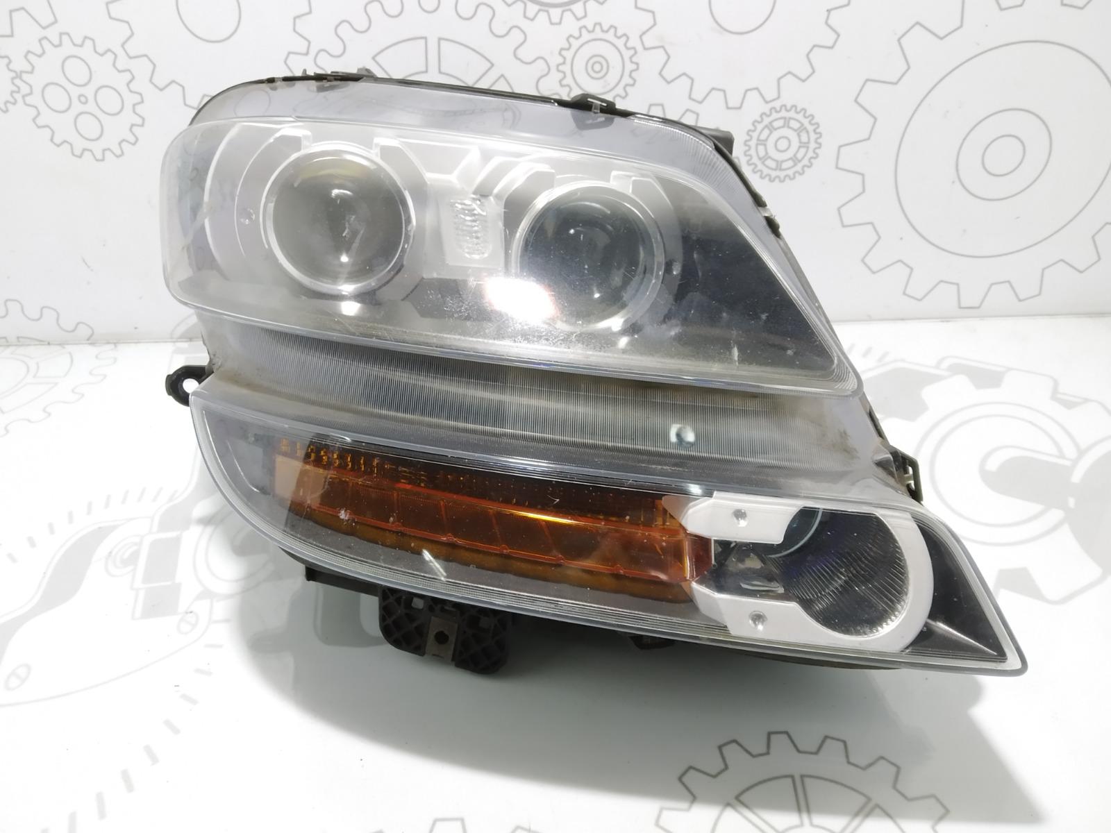 Фара правая Fiat Ulysse 2.0 I 2005 (б/у)